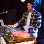 Some of Canada's most notable talent came out to support TEALPOWER PRESENTS: FROM BROADWAY WITH LOVE, TEALPOWER's inaugural fundraising and awareness-raising event for cervical cancer last night in Toronto.  DJ Skratch Bastid closed the evening out. Mark O'Neill Photo